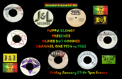 💣 🔥 Oldies But Goodies ~ Channel One 🔥 💣