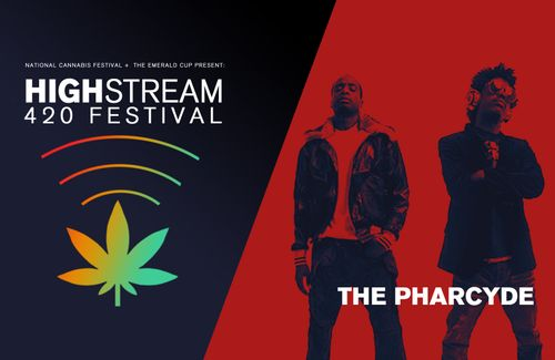 The Pharcyde in concert for The National Cannabis Festival 420 Celebration 2020