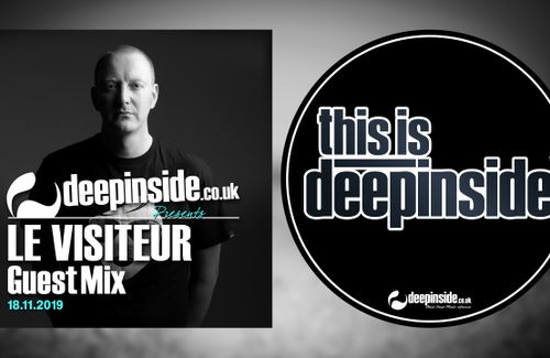 NEW Podcast Added  >>>  LE VISITEUR is on DEEPINSIDE !!