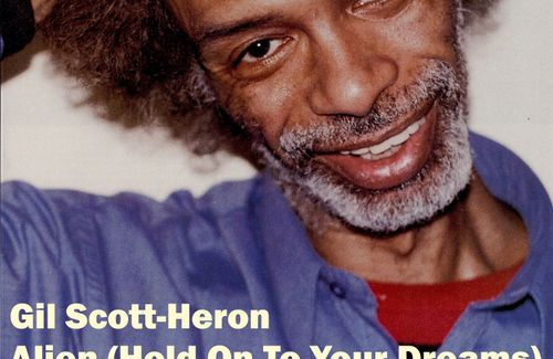 Free download my edit of: Gil Scott-Heron - Alien (Hold On To Your Dreams)
