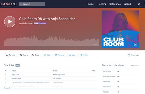 Club Room 98