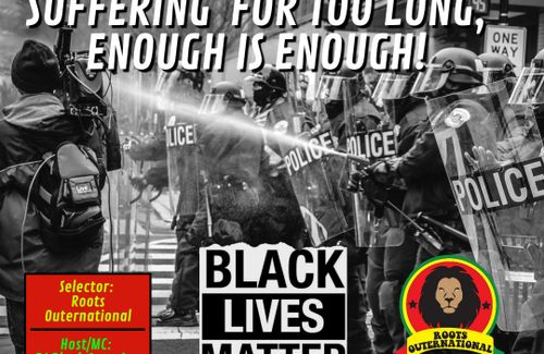 "Will Upload Soon  ""Enough Is Enough"" See Flyer Above"