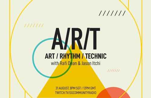 New Episode - Art.Rhythm.Technic with Rafi Dean & Jason Itchi