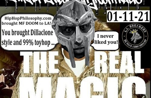 The digital record pool service for this week: HipHop Philosophy Radio 01-11-21