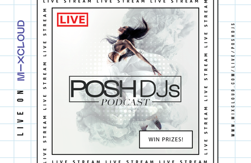WE'LL DO IT LIVE!!!!  Join us at 8pm EST tomorrow on Mixcloud LIVE!