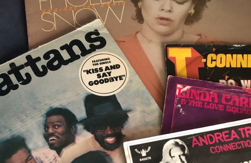 Andrea True Connection is on Soulful Disco Grooves From The Crates!