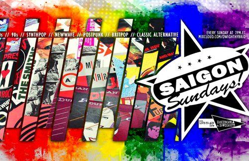 SAIGON SUNDAYS! // Pride-To-There tonight at 7pm.et!
