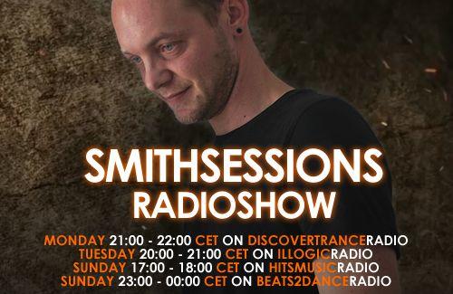Smith Sessions Radioshow 191