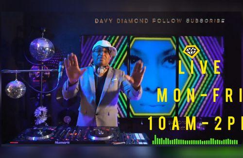 The Diamond Lounge Live!!! Every Mon-Fri 10am-2pm London GMT