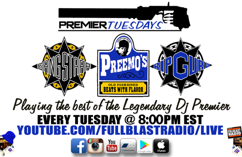 FullblastRadio Now Streaming Live on Mixcloud, 8pm Tuesdays & Wednesdays
