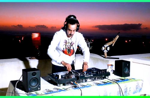 Live Sunset DJ Mix by Kross Well @ L'Arganier Solitaire (Souira Guedima)