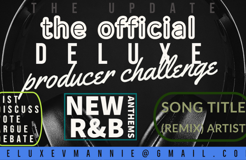 The Update - The Official Deluxe Producer Challenge