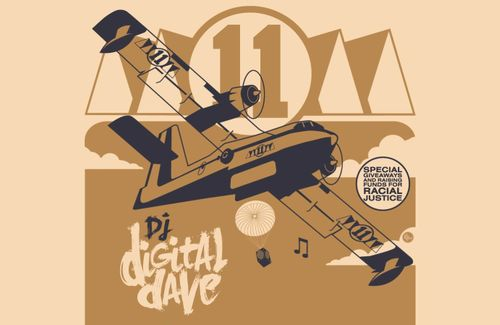 DJ Digital Dave Live From Motown On Mondays