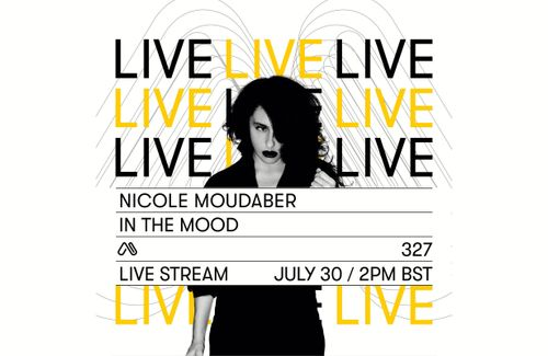 In the MOOD- Live stream tomorrow (Thursday 30th) 2pm UK