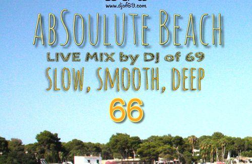 You missed AbSoulute Beach 66 on radio? https://bit.ly/djof69