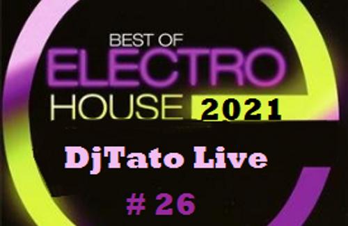 New Dj Set Live By DjTato #26