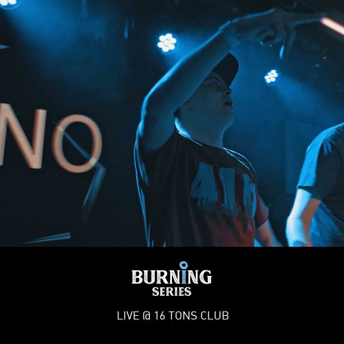 Download Command Strange - Live at 16 Tons Club/Burning Series (05/03/2021) mp3