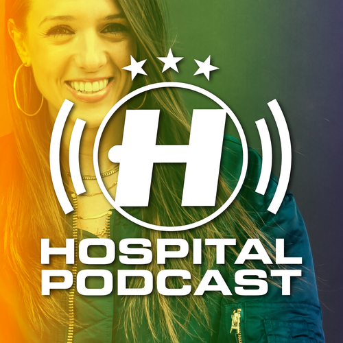 HOSPITAL Podcast 446 / Mixed by Charlie Tee
