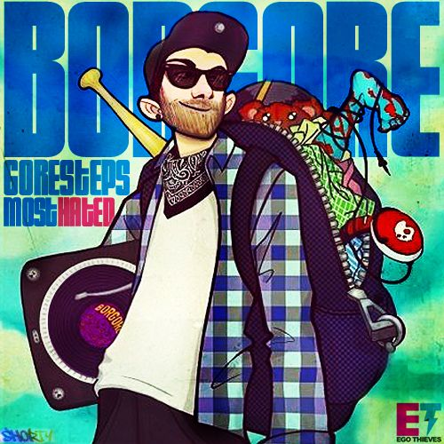 Download Borgore - GORESTEPS MOST HATED mp3