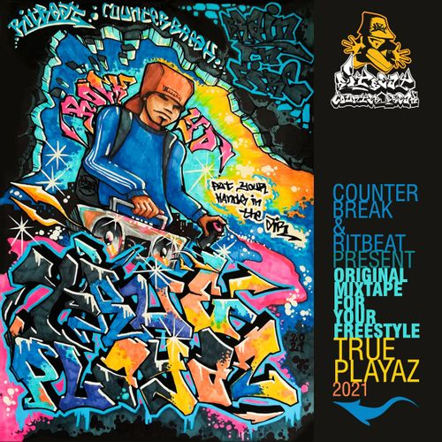 Download Counter Break & Ritbeat - True Playaz 2021 mp3