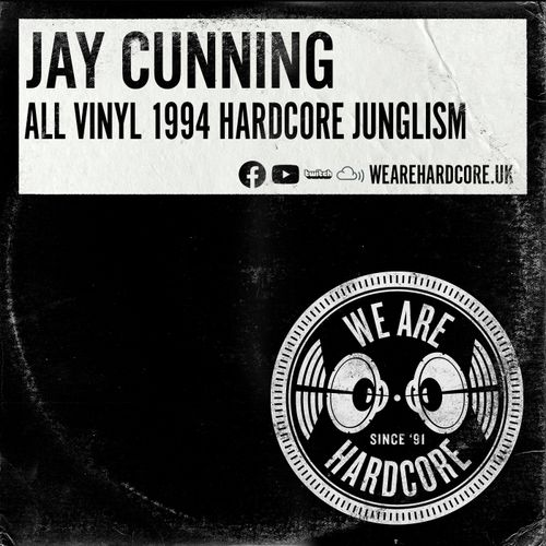 Download Jay Cunning - All Vinyl 1994 Hardcore Junglism (24-05-2021) mp3
