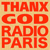 THANX GOD RADIO PARIS