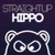 StraightUpHippo