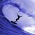 Surfing The Dark Wave