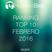Mazer - MadnessBeat Ranking Top 10 Febrero 2016