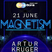 Artur & Kruger - Bora Bora Beach Club - 21/06/14