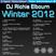 DJ Richie Elbourn - Winter 2012 Mix (House)