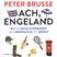 Peter Brusse geeft college over Engeland