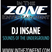 live in the zone mix sounds of the underground djinsane 6/24/15