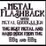 Metal Flashback with Metal Goddess Jen November 7