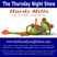 Hardy Milts - The Thursday Night Show - 2017-07-27 - summer holidays