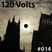 120 Volts #014 New & Classic EBM Industrial Darkwave Electronic Tracks