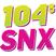 104.5 WSNX (Club 104 Five) Apr 10, 2016