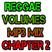Reggae Volumes Mp3 Mix Chapter 2 - Mixed By DJ RHYTHM