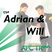 The Adrian and Will Show - 09/03/2010