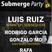 Rodrigo Garcia @ Submerge Party (21-4-2012)