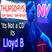 Lloyd Bailey Deep Tech Thursday Bounce! - CLUB NV RADIO - 7-2-15