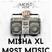 MISHA XL - MOST MUSIC PODCAST 2016 vol.2 - LIVE MIX