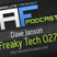 Dave Janson - Absolute Freakout: Freaky Tech 027