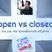 open VS closed #5, οι καλύτεροι του 2016
