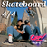 Skateboard 4/4 - Mashup - [QDPV#4]