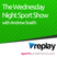 16/5/12- 8pm- The Wednesday Night Sport Show with Andrew Snaith