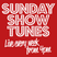 Sunday Show Tunes 13th March 2016