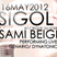 Sigol Featuring Sami Beigi - Music set supported by Dynatonic & Genario