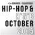 Hip-Hip & R'n'B - October 2015