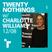 Twenty Nothings w/ Muyiwa Adigun & guest Charlotte Williams - 28 October 2019